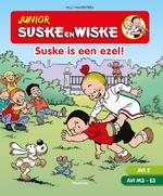 AVI 2 Suske is een ezel! - Anneke Scholtens (ISBN 9789002258503)