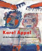 Karel Appel - uit de kapperszaak in de Dapperstraat - Imme Dros (ISBN 9789025868703)