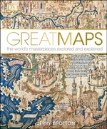 Great maps - jerry brotton (ISBN 9781409345718)