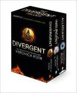 Divergent Trilogy - Veronica Roth (ISBN 9780007538034)