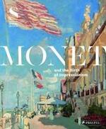 Monet and the Birth of Impressionism - felix kramer (ISBN 9783791354132)