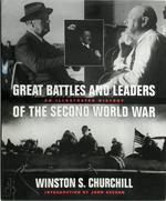 The great battles and leaders of the Second World War - Sir Winston Churchill, John Keegan