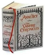 The Vampire Chronicles / Interview with a vampire, The vampire Lestat, The Queen of the damned