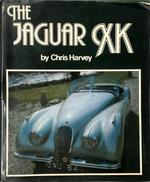 The Jaguar XK - Chris Harvey (ISBN 0902280570)