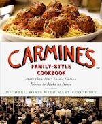 Carmine's Family-Style Cookbook - Michael Ronis (ISBN 9780312375362)