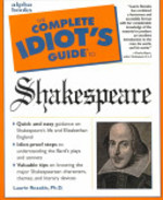 The Complete Idiot's Guide to Shakespeare - Laurie Rozakis (ISBN 9780028629056)
