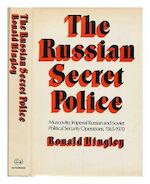 The Russian secret police - Ronald Hingley