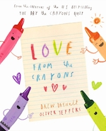 Love from the crayons - oliver jeffers (ISBN 9780008384913)