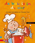 De kok is in de war - Anneke Scholtens (ISBN 9789048711819)