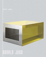 Donald Judd - Specifics