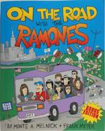 On The Road with the Ramones: Bonus Edition - Monte A. Melnick, Frank Meyer (ISBN 9781095651100)