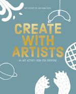 Create with artists - Rixt Hulshoff Pol, Hanna Piksen (ISBN 9789063694166)