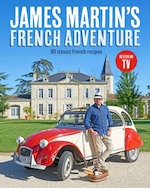 James martin's french adventure - James Martin (ISBN 9781849499545)