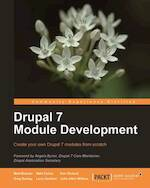 Drupal 7 Module Development - Matt Butcher (ISBN 9781849511162)