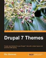 Drupal 7 Themes - Ric Shreves (ISBN 9781849512763)