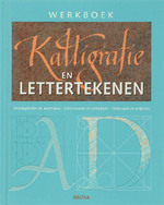 Werkboek Kalligrafie en lettertekenen - Unknown (ISBN 9789044713725)
