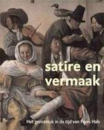 Satire en vermaak - Pieter Biesboer, Martina Sitt, Marvin e.a. Altner (ISBN 9789069182063)