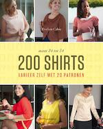 200 shirts - Evelien Cabie (ISBN 9789401438490)