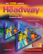 New Headway: Elementary Third Edition: Student's Book B - Liz Soars, John Soars (ISBN 9780194715447)