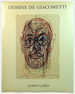 Dessins d'Alberto Giacometti - James Lord