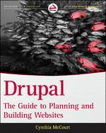 Drupal - Cindy McCourt (ISBN 9781118066867)