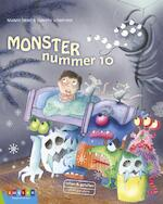 MONSTER NUMMER 10 - Manon Sikkel (ISBN 9789048732524)