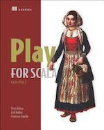 Play for Scala: Covers Play 2 - Peter Hilton (ISBN 9781617290794)