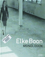 Elke Boon monologen - Peter Verhelst, Edith Doove