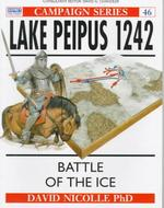 Lake Peipus 1242 - David Nicolle (ISBN 9781855325531)