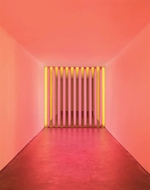 Dan flavin: corners, barriers and corridors