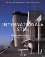 Internationale stijl - Hasan-Uddin Khan, Philip Jodidio, Jan Wynsen (ISBN 9783822883891)