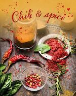 Chili & spice (ISBN 9781527000469)