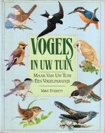 Vogels in uw tuin - Mike Everett, J. Honders (ISBN 9789061133087)