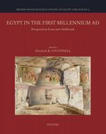 Egypt in the first millennium AD