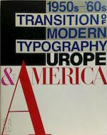 1950s-60s Transition of Modern Typography Europe & America - Ikko Tanaka, Shutaro Mukai