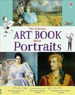 Art book about portraits - Rosie Dickins