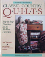 Classic Country Quilts - Jane Townswick (ISBN 9780875965734)