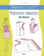 Mode-atelier vol. 1 - Patronen tekenen - de basis