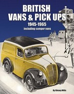 British Vans and Pick Ups 1945-1965