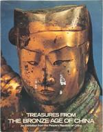 Treasures from the Great Bronze Age of China - Metropolitan Museum of Art (New York N.y.) (ISBN 9780870992308)