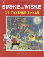 De tikkende Tinkan - Vandersteen, willy (ISBN 9789002224348)