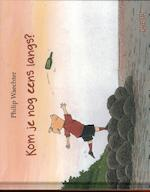 Kom je nog eens langs? - Philip Waechter (ISBN 9789059242036)