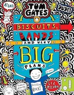 Tom Gates: Biscuits, Bands and Very Big Plans - liz pichon (ISBN 9781407179858)