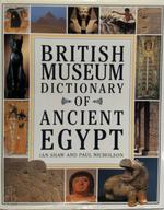 British Museum dictionary of Ancient Egypt