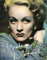 The Complete Films of Marlene Dietrich - Homer Dickens, Jerry Vermilye (ISBN 9780806513546)