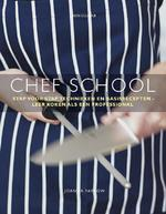 Chef school - Joanna Farrow (ISBN 9789043912686)