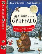 Het kind van de Gruffalo stickerboek - Julia Donaldson (ISBN 9789047709657)