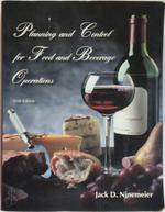 Planning and control for food and beverage operations - Jack D. Ninemeier (ISBN 9780866122627)