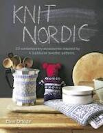 Knit Nordic - eline oftedal (ISBN 9781908449474)