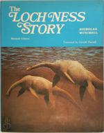 The Loch Ness Story - Nicholas Witchell, Gerald (Foreword) Durrell (ISBN 0900963689)
